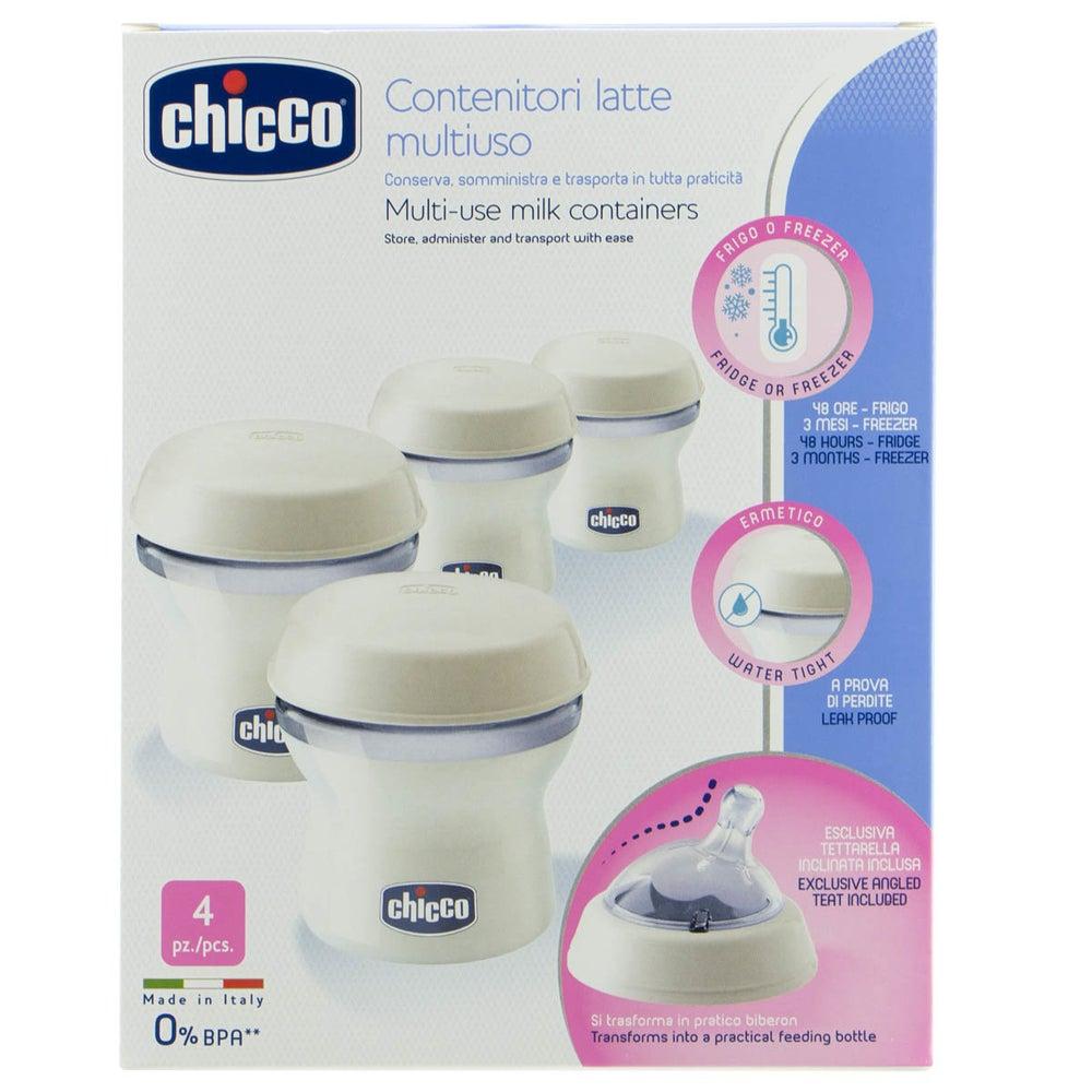 Chicco NaturalFeeding Milk Container 8080260001