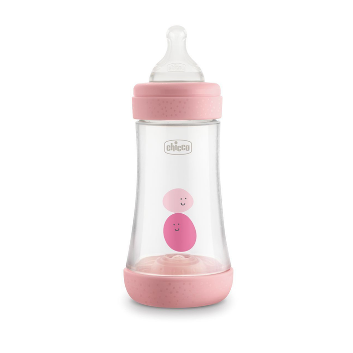 Chicco Perfect5 Bottle 240ml 2m+ 8082160001