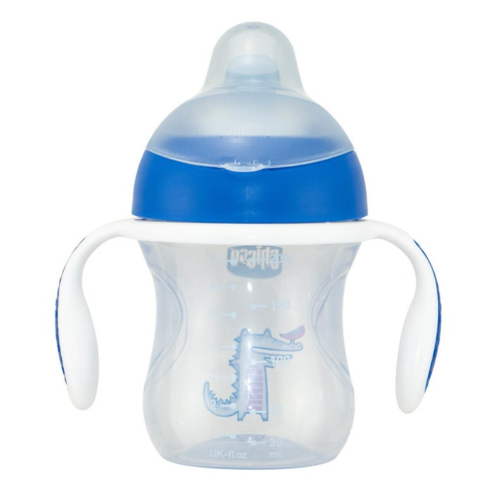 Chicco Transition Cup W Handles 200ml 8080310001