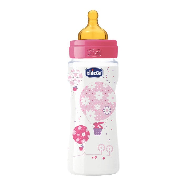 Chicco Well-Being Latex Fast Bottle 8080510001
