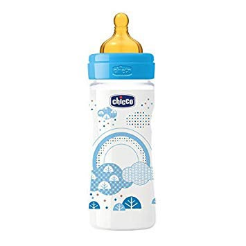 Chicco Well-Being Latex Medium Bottle 8080500001