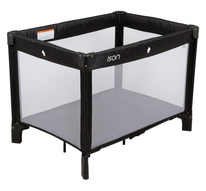 Childcare Ison 3n1 Travel Cot - Black 807645