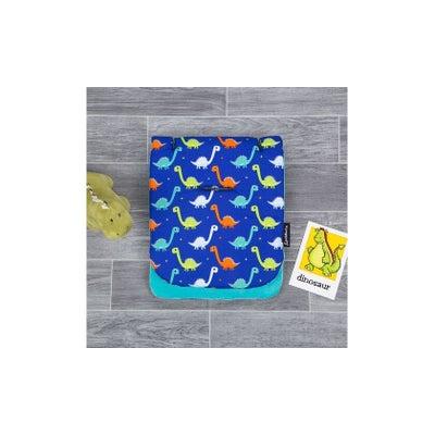 CuddleCo Comfi-Cush Memory Foam Stroller Liner - Dinosaur 806205