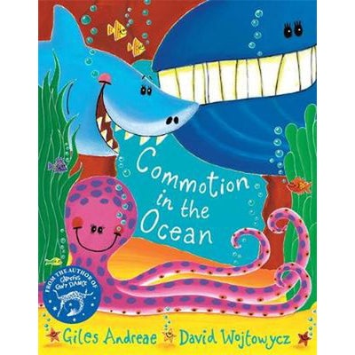 Commotion In The Ocean Book 807986
