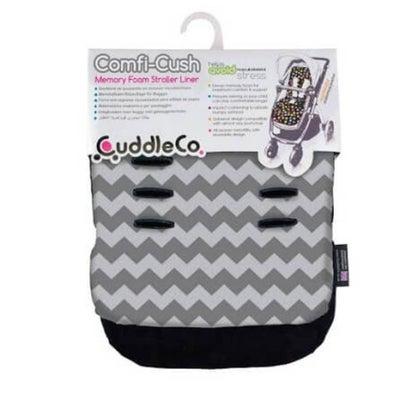 CuddleCo Comfi-Cush Memory Foam Stroller Liner - Zig Zag 803891