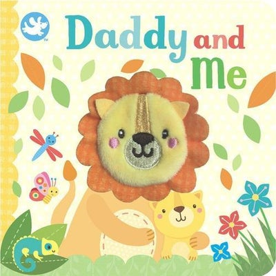 Daddy & Me Finger Puppet Book 804552