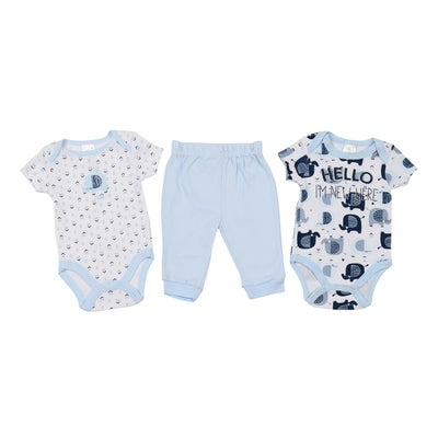 dot2tot 2 Bodysuit & Legging Set 901985001