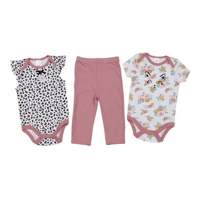 dot2tot 2 Bodysuit & Legging Set 9019850005