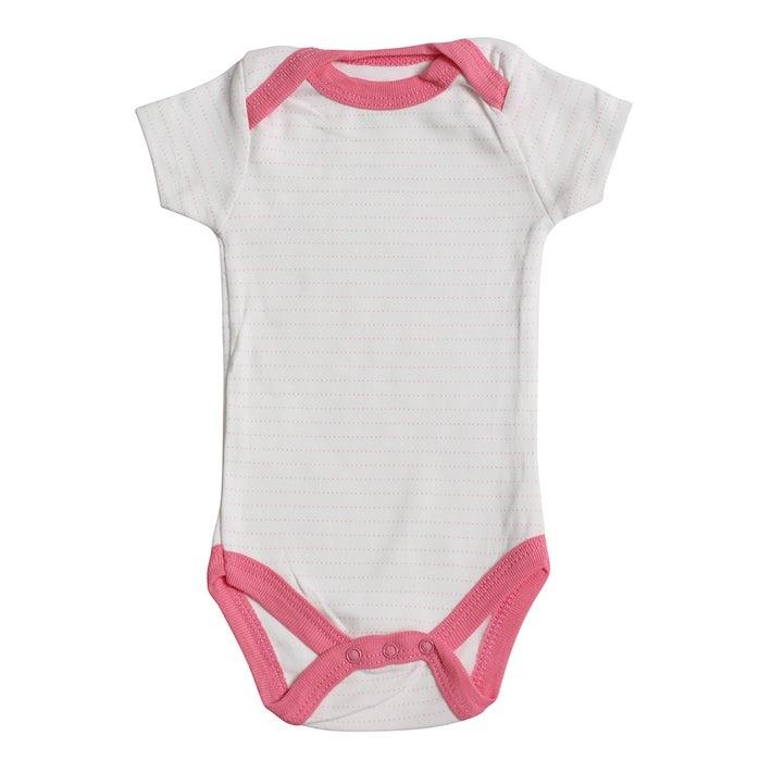 dot2tot 5Pce Short Sleeve Bodysuits 9019860006