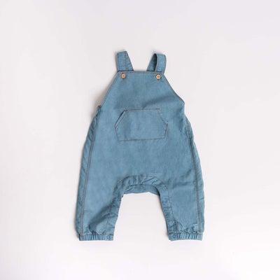 dot2tot Baby Denim Overalls 9017070002