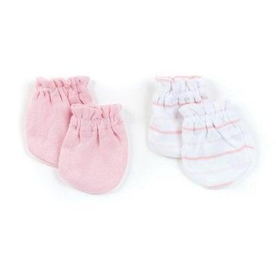 dot2tot Baby Essentials 2pk Mittens 900441006