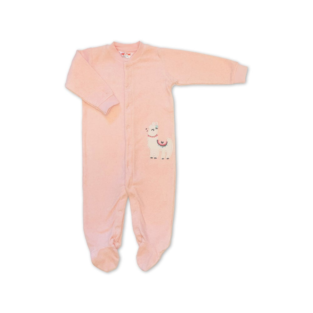 dot2tot Baby Fleece Sleepsuit 9019100001