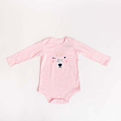 dot2tot Baby Flock Print Bodysuit 9018020009