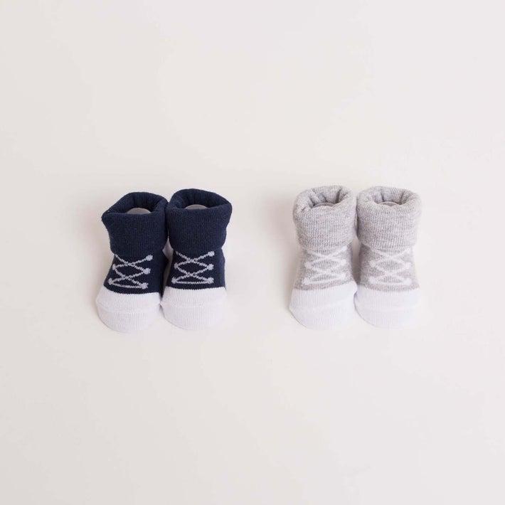 dot2tot Baby Newborn 2Pk Socks 9011710002