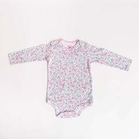 dot2tot Baby Print LS Bodysuit 9018010008
