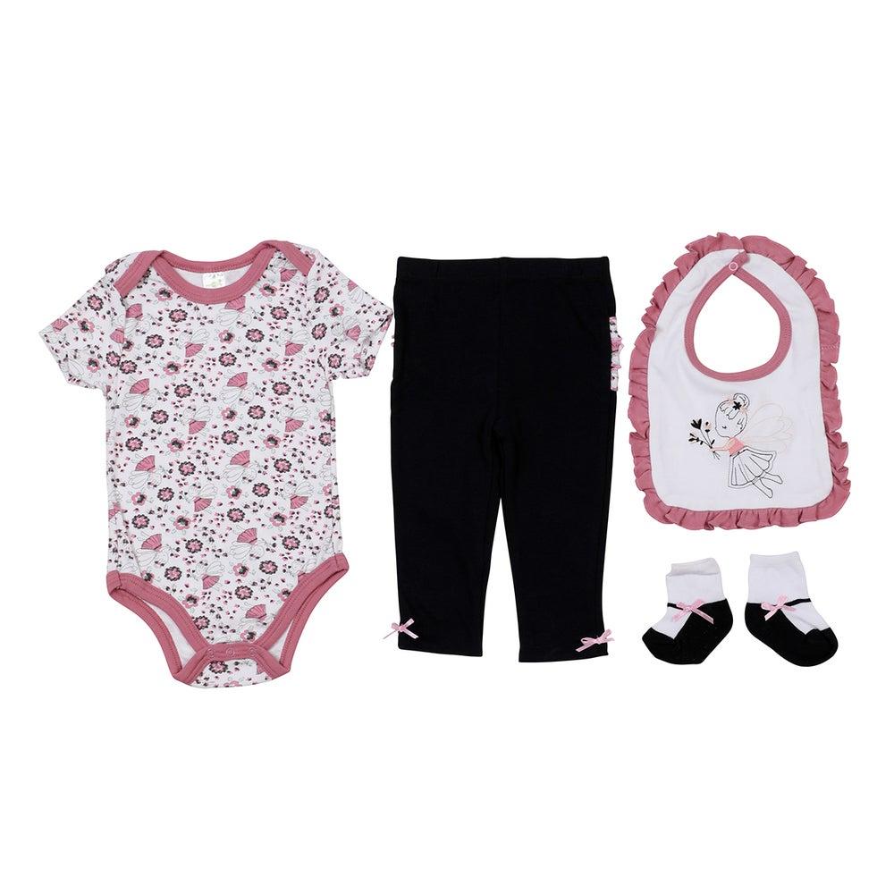 dot2tot Bodysuit & Legging Set 9019840002