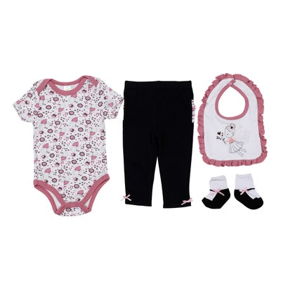dot2tot Bodysuit & Legging Set 9019840001