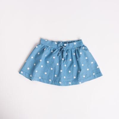 dot2tot Denim Spot Skirt 9016450002