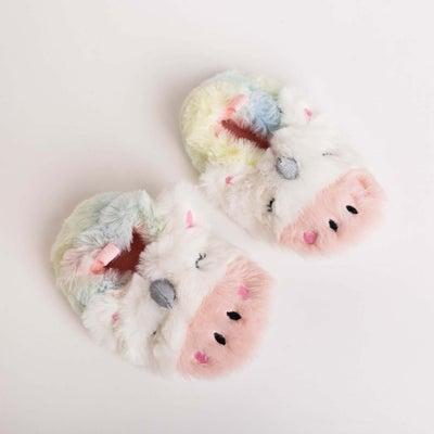 dot2tot Fleece Slippers 9018890005