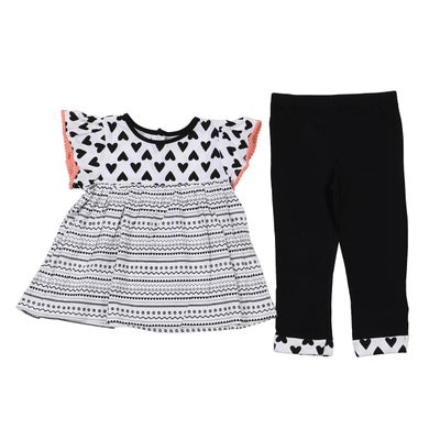 dot2tot Tunic & Legging Set 9019820001