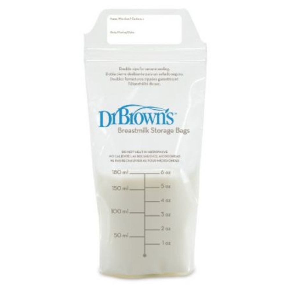 Dr Browns Storage Bags 25 801460