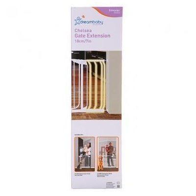 Dreambaby 18cm Gate Extension 63775