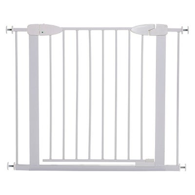 Dreambaby Boston Security Gate with Bonus Extensions White 804536