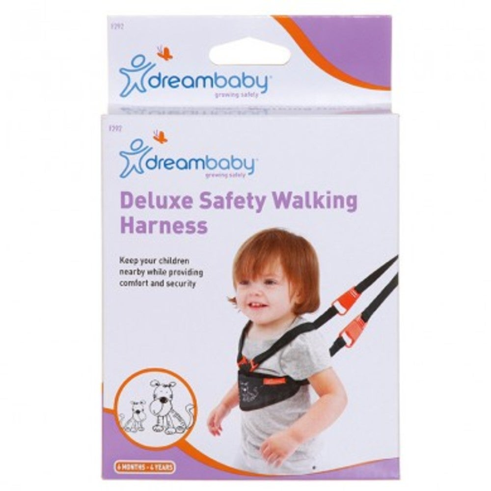 Dreambaby Deluxe Safety Harness 805525