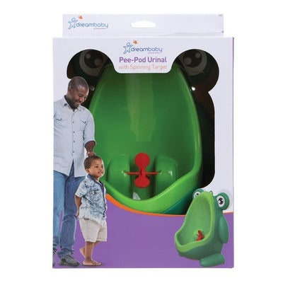 Dreambaby Pee-Pod Urinal With Target 806552