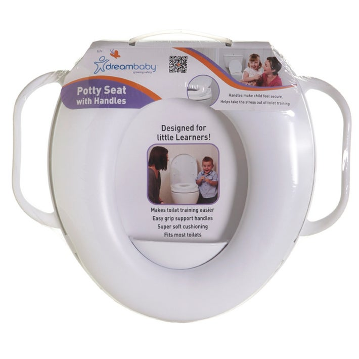 Dreambaby Potty Seat with Handles  728211
