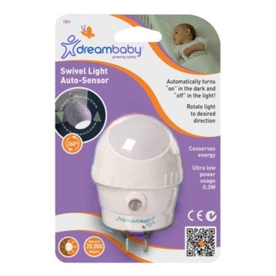 Dreambaby Rotating Sensor LED Night Light 718918