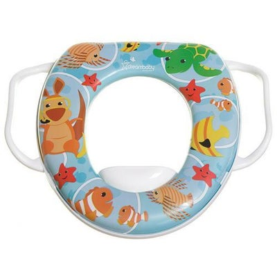 Dreambaby Soft Potty Seat - Fishes  803115