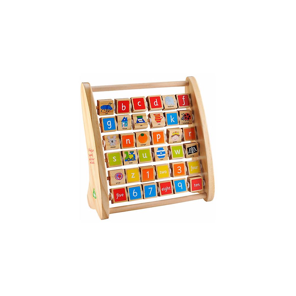 ELC Alphabet Teaching Frame 803639
