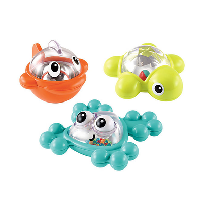 ELC Bath Rattle and Roll Friends 806495