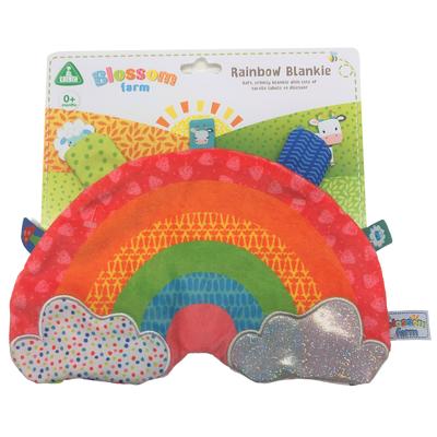 ELC Blossom Farm Rainbow Blankie 807209