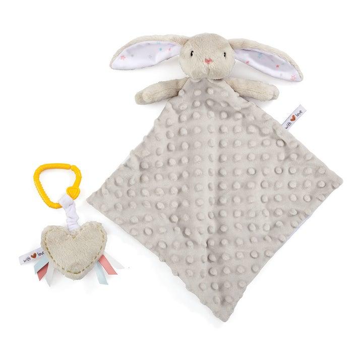 ELC Bunny Gift Set - Grey 807511