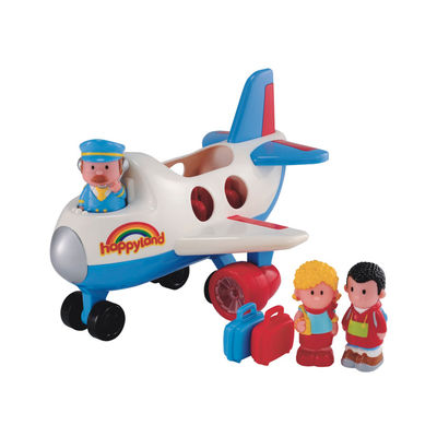 ELC Happyland Fly and Go Jumbo 804453