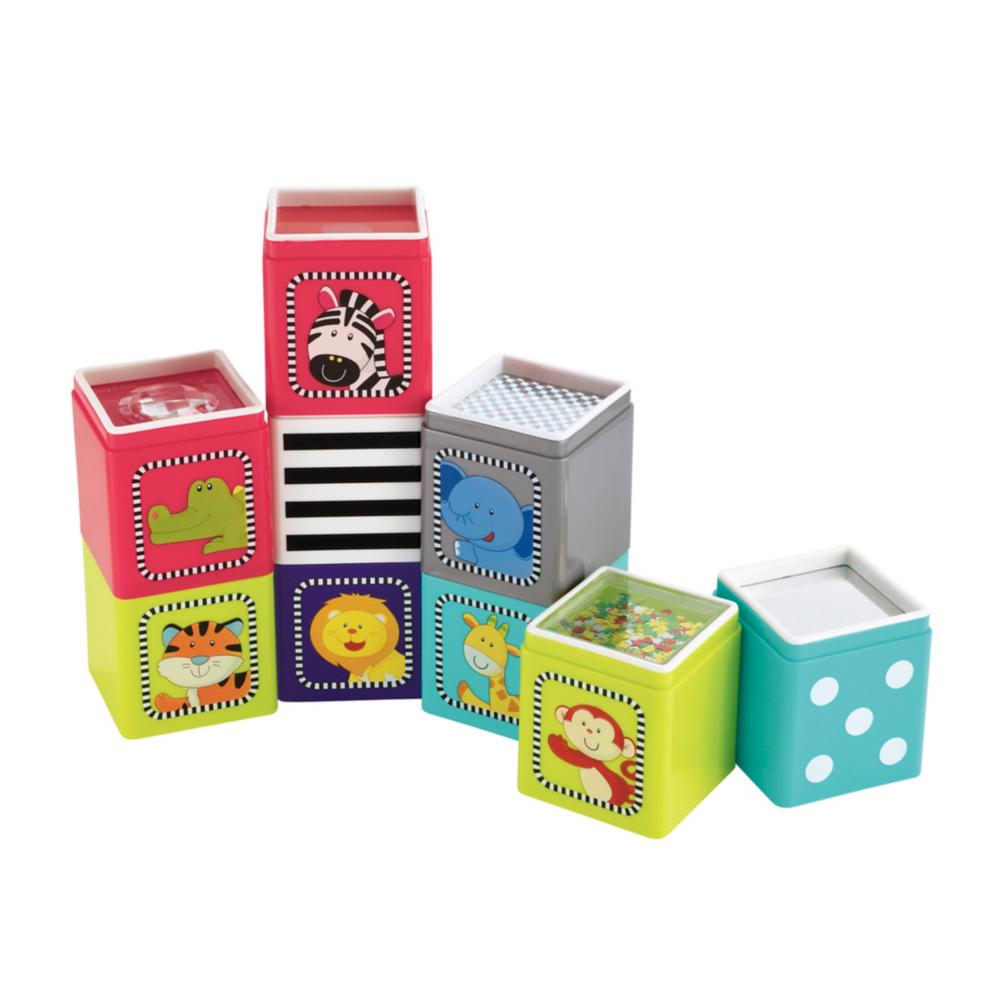 ELC Jungle Wonder Cube 805960