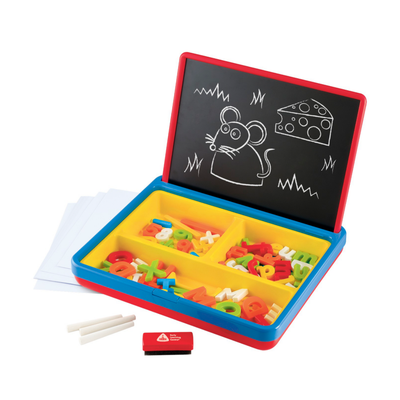 ELC Magnetic Play Centre - Red 805612