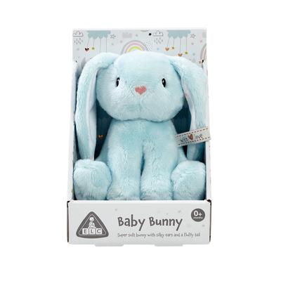 ELC Mini Plush Bunny - Blue 807504