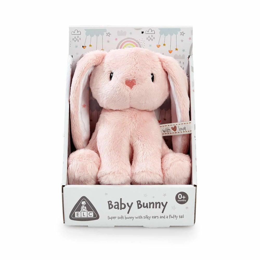 ELC Mini Plush Bunny - Pink 807503