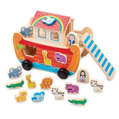 ELC Noah's Ark Shape Sorter 807515