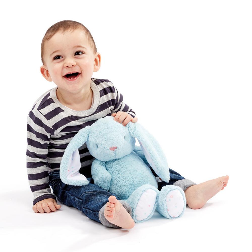 ELC Plush Bunny - Blue 807507