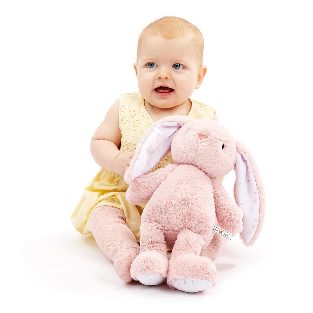 ELC Plush Bunny - Pink 807506