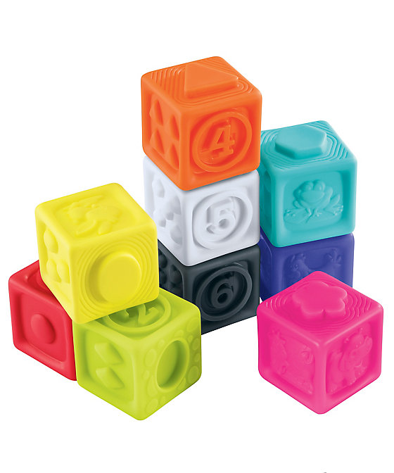 ELC Squeezy Stacking Blocks 806139