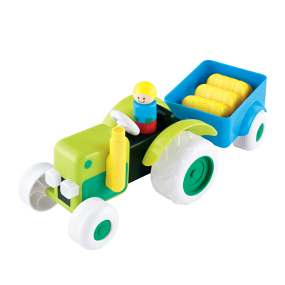 ELC Whizz World Light & Sound Farm Tractor 802386