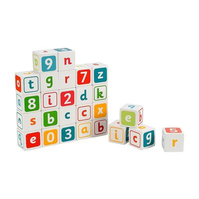 ELC Wooden Alphabet Blocks 801893