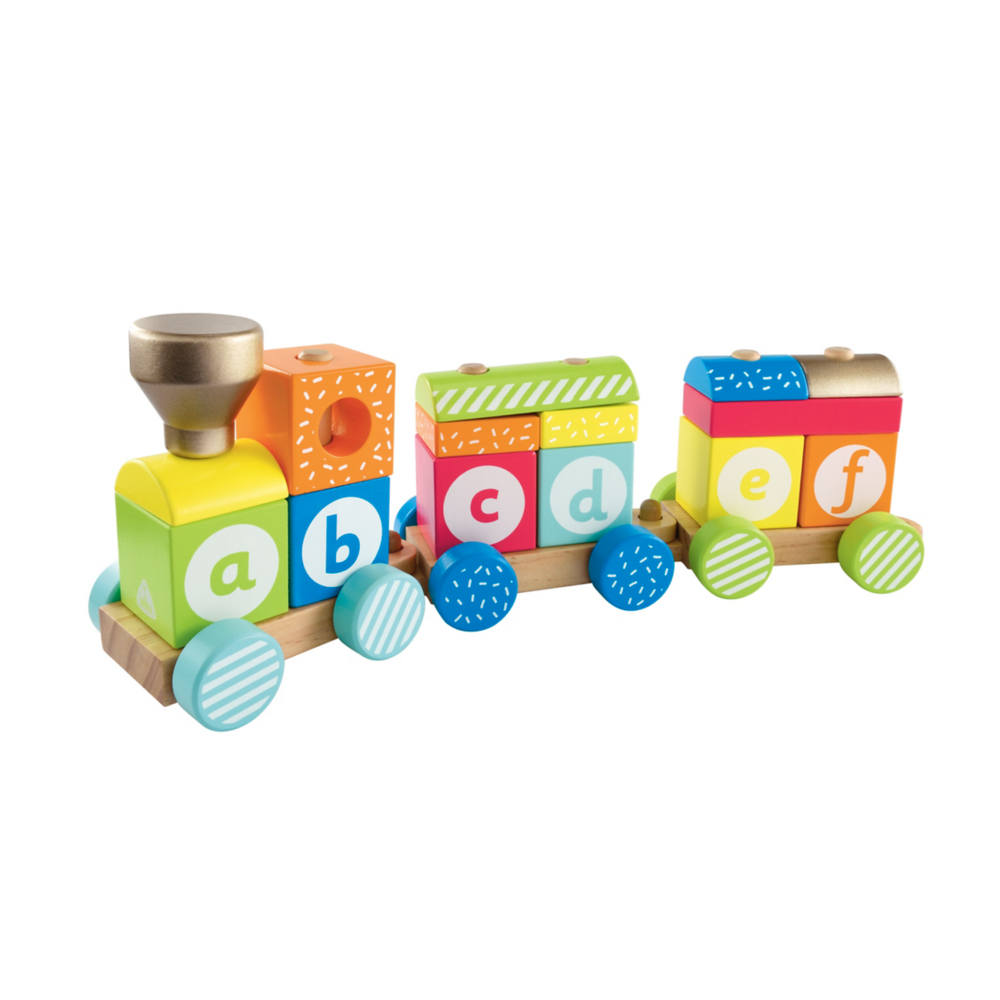 ELC Wooden Stacking Train 806494
