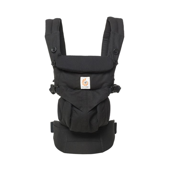 Ergobaby OMNI 360 Baby Carrier All-In-One: Pure Black 805267