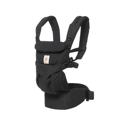 Ergobaby Omni 360 Baby Carrier All-In-One - Pure Black 805267